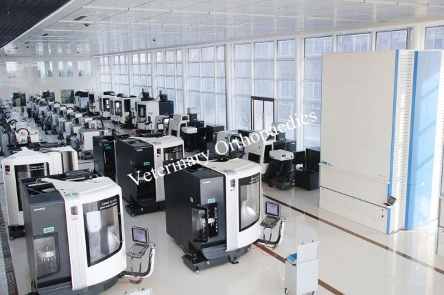 Our manufacturing facilities using German DMG milling machines
